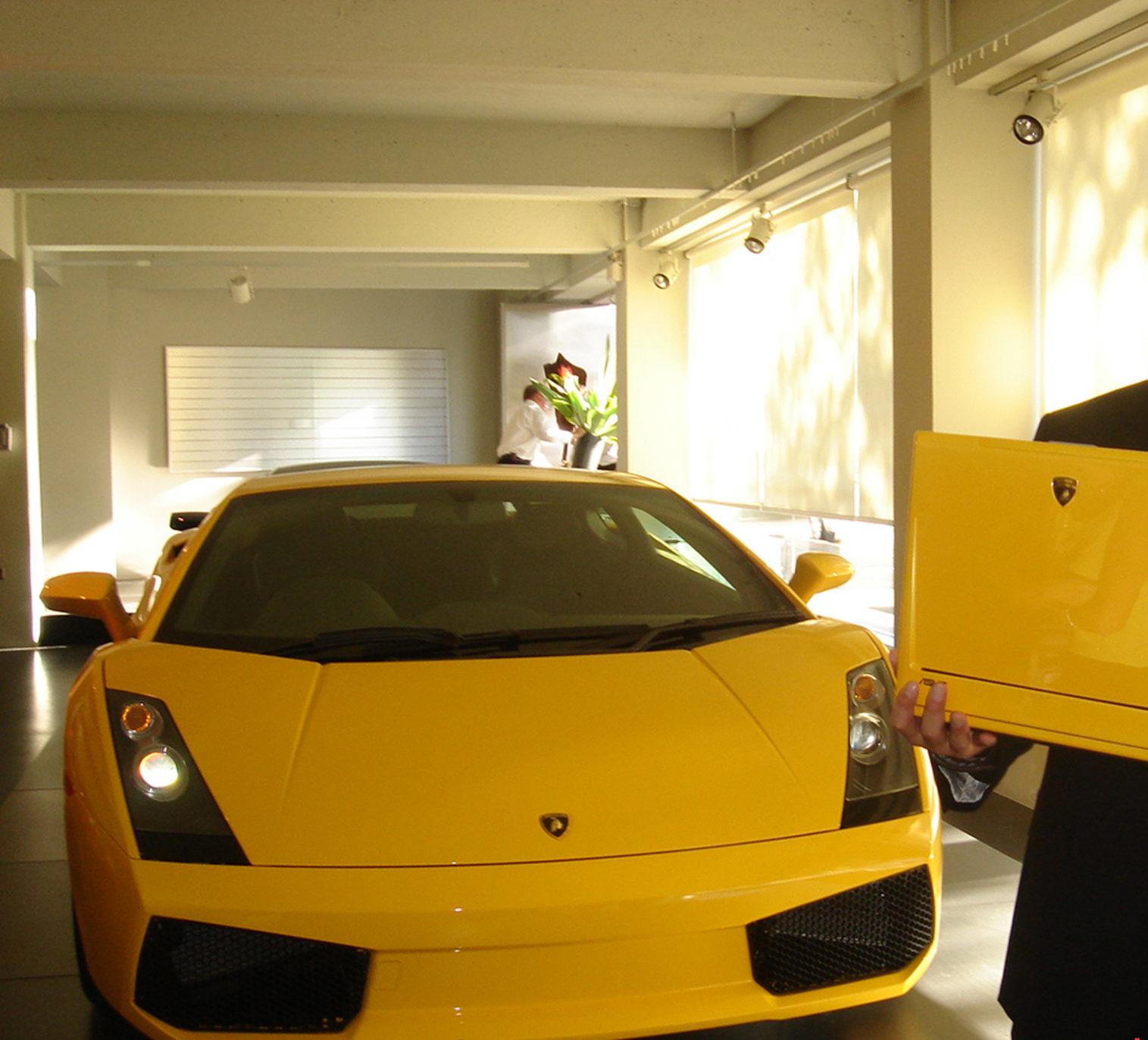 ASUS Lamborghini 1
