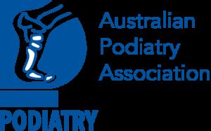AUST POD ASSOC logo