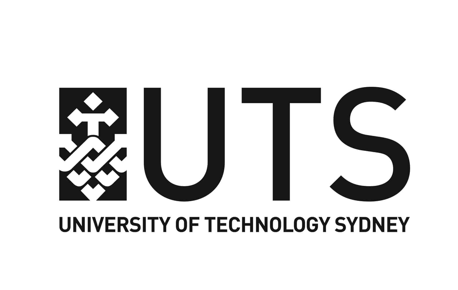 Black UTS logo p 1600 1