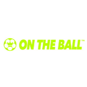 ON THE BALL WORDMARK GREEN preview 1