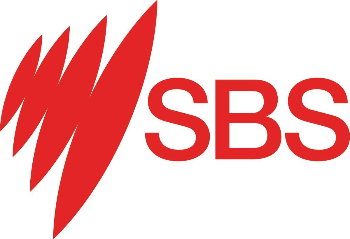SBS Red logo