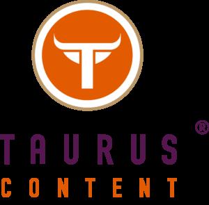 Taurucontent logo vertical