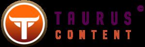 TaurusContent Horizontal Purple