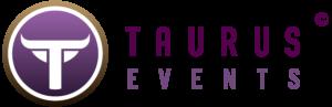 TaurusEvents Horizontal Purple