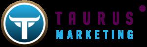 TaurusMarketing Horiztonal Purple
