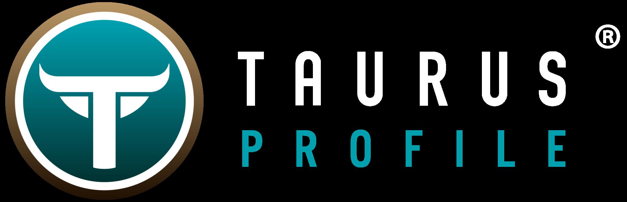 TaurusProfile Horiztonal White
