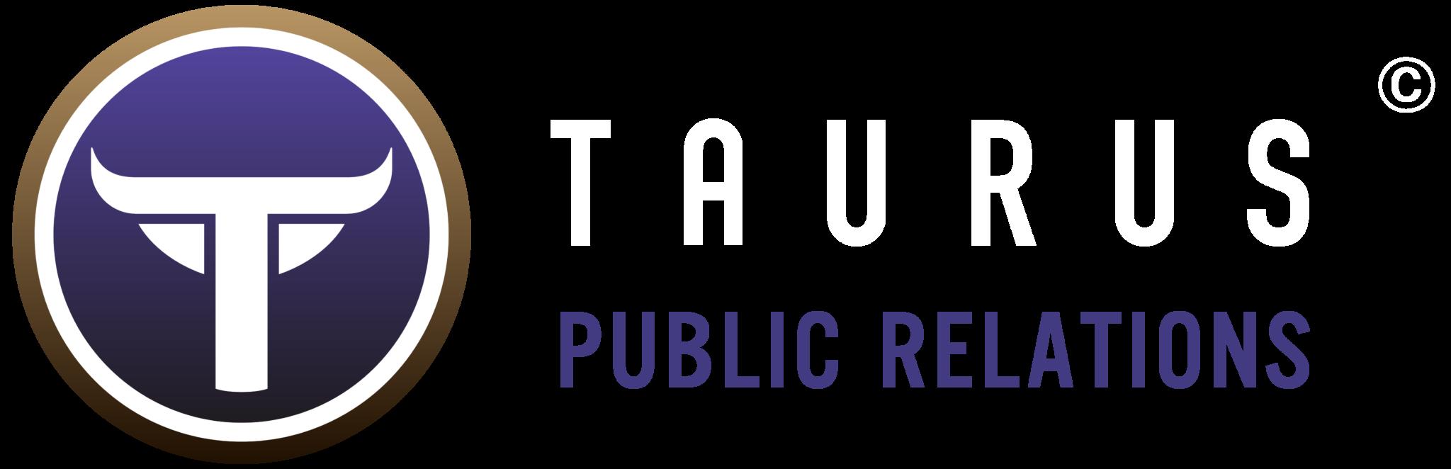 TaurusPublicRelations Horiztonal White