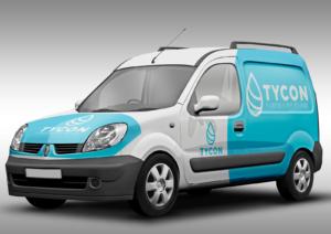 Tycon Plumbing Van