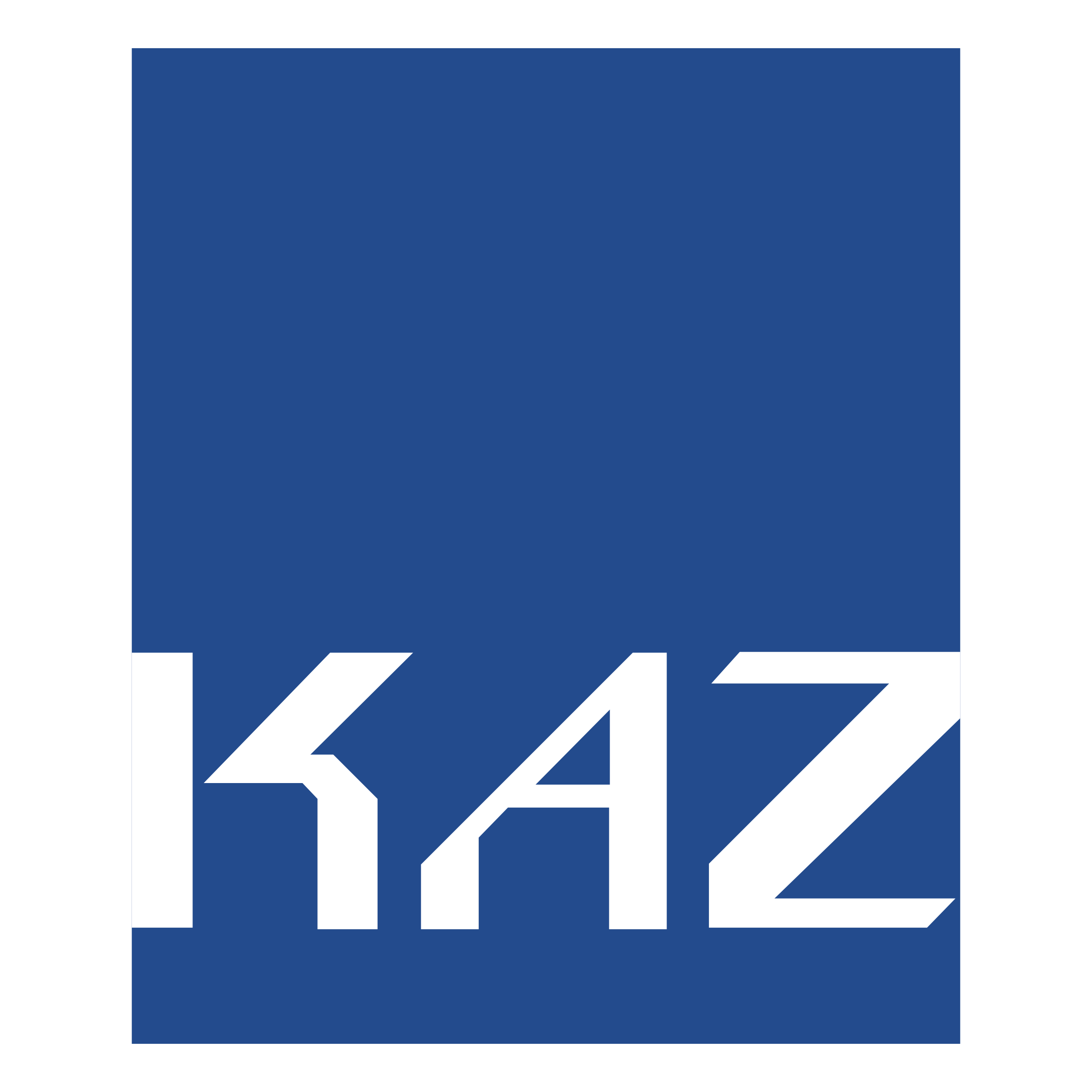 kaz logo png transparent 1